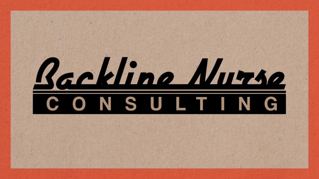 Backline Nurse Consulting logo